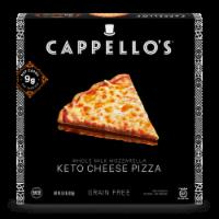 Cappello's® Keto Cheese Pizza - 10.7 oz