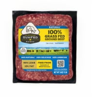 Sunfed Ranch Natural 90% Lean Ground Beef