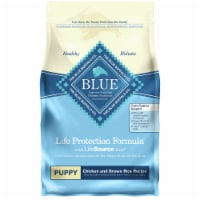 Blue Buffalo Life Protection Formula Chicken & Brown Rice Recipe Puppy Food