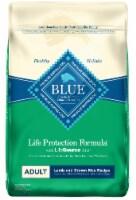 Blue Buffalo Life Protection Formula Lamb & Brown Rice Dry Adult Dog Food