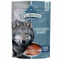 Blue Wilderness Trail Treats Chicken Jerky Dog Treats