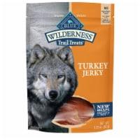 Blue Buffalo Wilderness Trail Treats Turkey Jerky Dog Treats