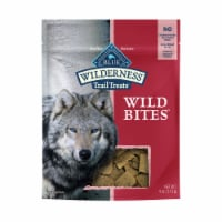 Blue Wilderness Trail Treats Wild Bites Salmon Recipe Dog Treats