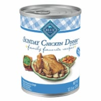 Blue Buffalo Sunday Chicken Dinner Small Breed Wet Dog Food