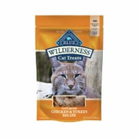 Blue Wilderness Chicken & Turkey Recipe Soft-Moist Cat Treats