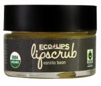 Eco Lips  Lipscrub   Vanilla Bean