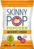 SkinnyPop Aged White Cheddar Popcorn