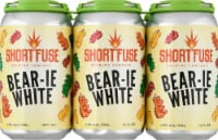 Shrt Fuse Bear-Ie Wh Can