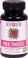 Zhou  Milk Thistle