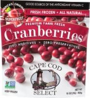 Cape Cod Select Frozen Cranberries