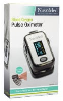 NuvoMed Fingertip Blood Oxygen Pulse Oximeter