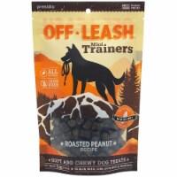 Off-Leash 30200665 5 oz Dog Rosted Peanut Recipe