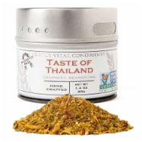 Gustus Vitae Taste of Thailand Gourmet Seasoning