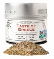 Gustus Vitae Taste of Greece Gourmet Seasoning