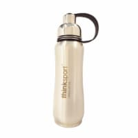 Thinksport Insulated Sports Bottle - Silver