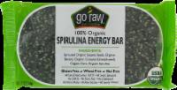 Go Raw Spirulina Energy Bar