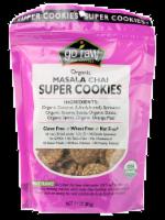 Go Raw Masala Chai Super Cookies