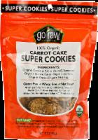 Go Raw Carrot Cake Super Cookies