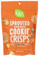 Go Raw Ginger Snaps Super Cookies