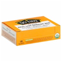 Go Raw Organic Real Live Apricot Bars - 10 ct / 0.42 oz