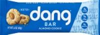 Dang Almond Cookie Bar