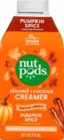 nutpods Pumpkin Spice Dairy-Free Creamer - 16 fl oz