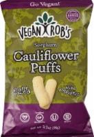 Vegan Rob's Probiotic Cauliflower Puffs