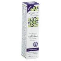 Andalou Naturals SPF 30 Facial Serum