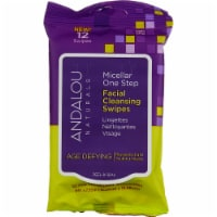 Andalou Naturals Micellar One Step Facial Cleansing Wipes