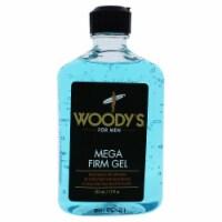 Mega Firm Gel by Woodys for Men - 12 oz Gel - 12 oz
