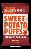 Spudsy Bangin' Bar-B-Q Sweet Potato Puffs