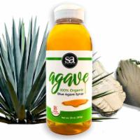 Organic Blue Agave - 20 oz each, 1 bottle