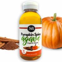 Organic Pumpkin Spice Agave - 20 oz each, 1 bottle