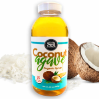 Organic Coconut Agave - 20 oz each, 1 bottle