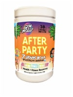 Gym Molly  After Party BCAA with Energy Caffeine Free   Loopy Fruitz Cereal