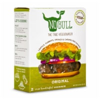 NoBull Original Veggie Burgers