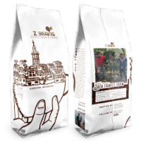 Whole Bean, Ecuadorian Coffee - The Jaya Family's Plantation - Honey Processed Coffee