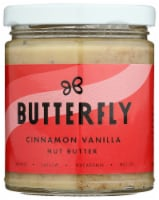 Butterfly Cinnamon Vanilla Nut Butter - 9 oz