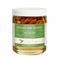 Humbe Honey Co. Mixed Nut Honey