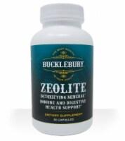 Bucklebury Zeolite Detoxifying Mineral Supplement Capsiles - 90 ct