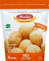 Maria's Cheese Puffs Original Artisan Brazilian Cheese Bread
