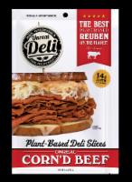 Unreal Plant Based Corn'd Beef Deli Slices