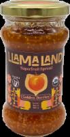 LlamaLand Organics Golden Berries Superfruit Spread - 8.5 oz
