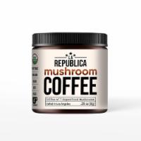 Mushroom Instant Coffee 30 Day Jar - 2.12 ounces each,  1 jar