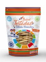 Comixcal Original Baked Tostadas - 24 ct / 9.3 oz