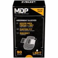 MDP Male Drip Protection Light Absorbent Sleeves - 90 ct