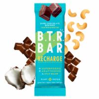 Dark Chocolate Brownie RECHARGE Bars (12 Count) - 12 units