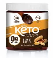 Shocolat Keto Peanut Butter Chocolate Spread - 8 oz