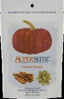 Superseedz Cinnamon & Sugar Pumpkin Seeds