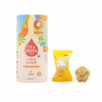Tea Drops Organic Citrus Ginger Tea